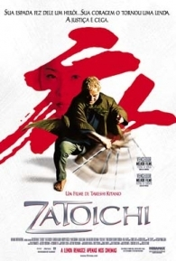 Zatoichi - Poster / Capa / Cartaz - Oficial 6