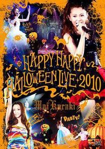 Mai Kuraki: Happy Happy Halloween Live 2010 - Poster / Capa / Cartaz - Oficial 1