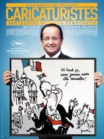 Cartunistas - Soldados de Infantaria da Democracia - Poster / Capa / Cartaz - Oficial 1