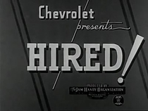 Hired! - Poster / Capa / Cartaz - Oficial 1