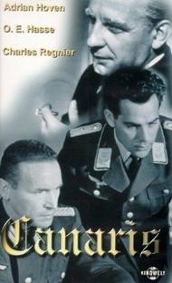 Almirante Canaris  - Poster / Capa / Cartaz - Oficial 1