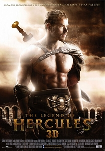Hércules - Poster / Capa / Cartaz - Oficial 2