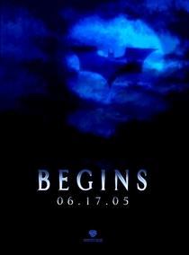 Batman Begins - Poster / Capa / Cartaz - Oficial 14