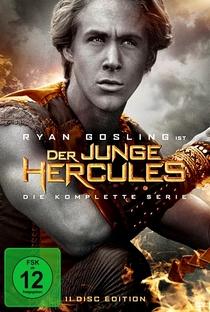 O Jovem Hércules (1ª Temporada) - Poster / Capa / Cartaz - Oficial 1
