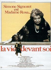 Madame Rosa - A Vida à Sua Frente - Poster / Capa / Cartaz - Oficial 1