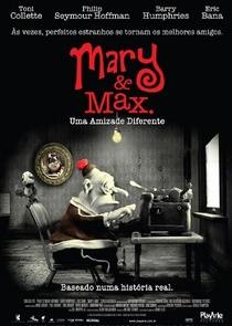 Mary e Max: Uma Amizade Diferente - Poster / Capa / Cartaz - Oficial 3