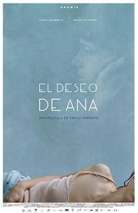 O DESEJO DE ANA - Poster / Capa / Cartaz - Oficial 1