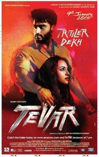 Tevar - Poster / Capa / Cartaz - Oficial 1