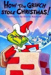 Como o Grinch Roubou o Natal! - Poster / Capa / Cartaz - Oficial 2