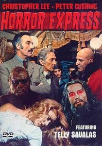 O Expresso do Horror - Poster / Capa / Cartaz - Oficial 10