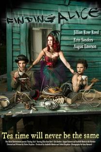 Finding Alice - Poster / Capa / Cartaz - Oficial 1