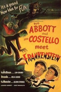 Abbott e Costello as Voltas com Fantasmas - Poster / Capa / Cartaz - Oficial 1