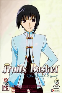 Fruits Basket - Poster / Capa / Cartaz - Oficial 33