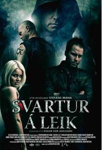 Svartur á Leik - Poster / Capa / Cartaz - Oficial 2