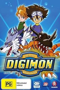 Digimon (1ª Temporada) - Poster / Capa / Cartaz - Oficial 8