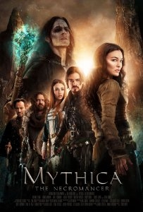 Mythica: O Necromancer - Poster / Capa / Cartaz - Oficial 1