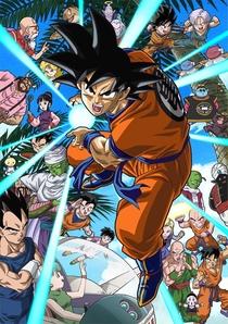 Dragon Ball: O Retorno de Goku e Seus Amigos!! - Poster / Capa / Cartaz - Oficial 1