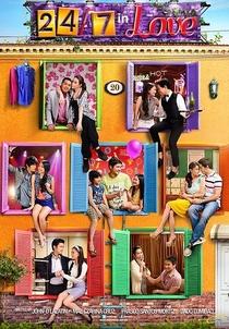24/7 no amor - Poster / Capa / Cartaz - Oficial 1