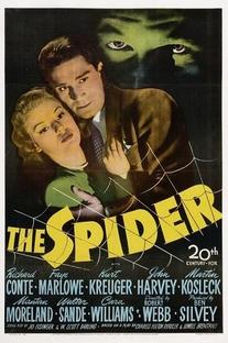 A Aranha - Poster / Capa / Cartaz - Oficial 1