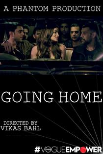 Going Home - Poster / Capa / Cartaz - Oficial 1