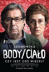 Body - Poster / Capa / Cartaz - Oficial 2