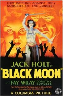 Lua Negra - Poster / Capa / Cartaz - Oficial 1