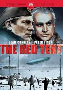 A Tenda Vermelha - Poster / Capa / Cartaz - Oficial 3