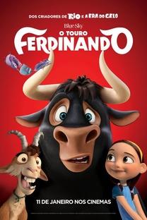 O Touro Ferdinando - Poster / Capa / Cartaz - Oficial 6
