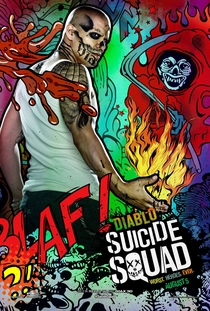 Esquadrão Suicida - Poster / Capa / Cartaz - Oficial 55