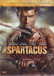 Spartacus: Vingança (2ª Temporada) - Poster / Capa / Cartaz - Oficial 3