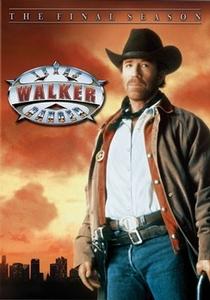 Walker, Texas Ranger (8ª Temporada) - Poster / Capa / Cartaz - Oficial 1