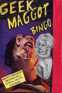 Geek Maggot Bingo or The Freak from Suckweasel Mountain - Poster / Capa / Cartaz - Oficial 1