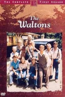 Os Waltons (1ª Temporada) - Poster / Capa / Cartaz - Oficial 1