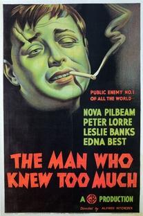 O Homem Que Sabia Demais - Poster / Capa / Cartaz - Oficial 19