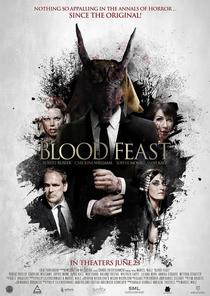Banquete de Sangue - Poster / Capa / Cartaz - Oficial 2
