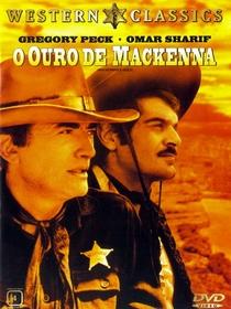 O Ouro de Mackenna - Poster / Capa / Cartaz - Oficial 4