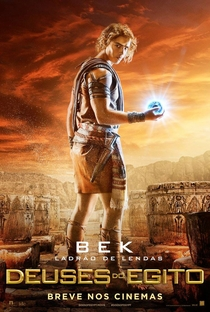 Deuses do Egito - Poster / Capa / Cartaz - Oficial 13