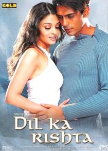 Dil Ka Rishta - Poster / Capa / Cartaz - Oficial 1