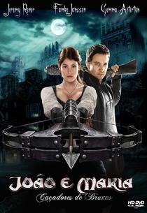 João e Maria: Caçadores de Bruxas - Poster / Capa / Cartaz - Oficial 10
