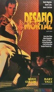 Desafio Mortal  - Poster / Capa / Cartaz - Oficial 1