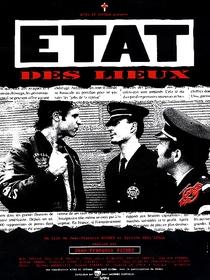 État des lieux - Poster / Capa / Cartaz - Oficial 1