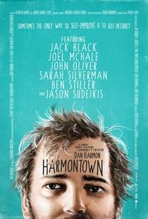 Harmontown - Poster / Capa / Cartaz - Oficial 1