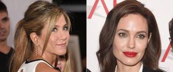 Jennifer Aniston elogia Angelina Jolie e nega rixa entre as duas