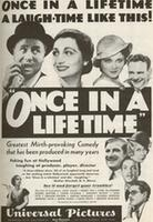 Once in a Lifetime - Poster / Capa / Cartaz - Oficial 1