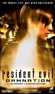 Resident Evil: Condenação - Poster / Capa / Cartaz - Oficial 3