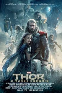 Thor: O Mundo Sombrio - Poster / Capa / Cartaz - Oficial 5