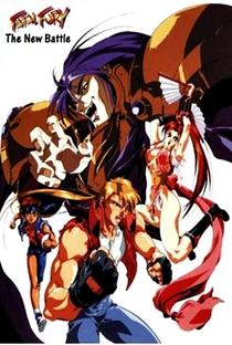 Fatal Fury 2: O Desafio de Krauser - Poster / Capa / Cartaz - Oficial 4
