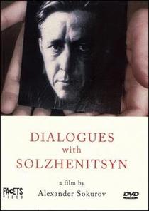 Diálogos com Solzhenitsyn  - Poster / Capa / Cartaz - Oficial 1