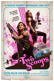 Two Scoops - Poster / Capa / Cartaz - Oficial 1