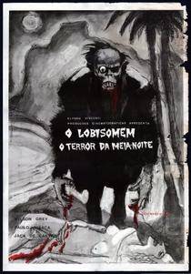 O Lobisomem: O Terror da Meia-Noite - Poster / Capa / Cartaz - Oficial 1